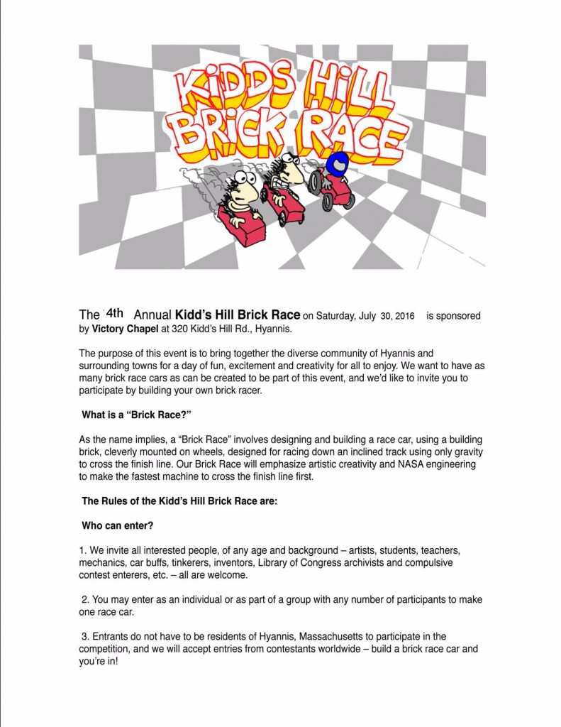 Brick Race Rules page 1