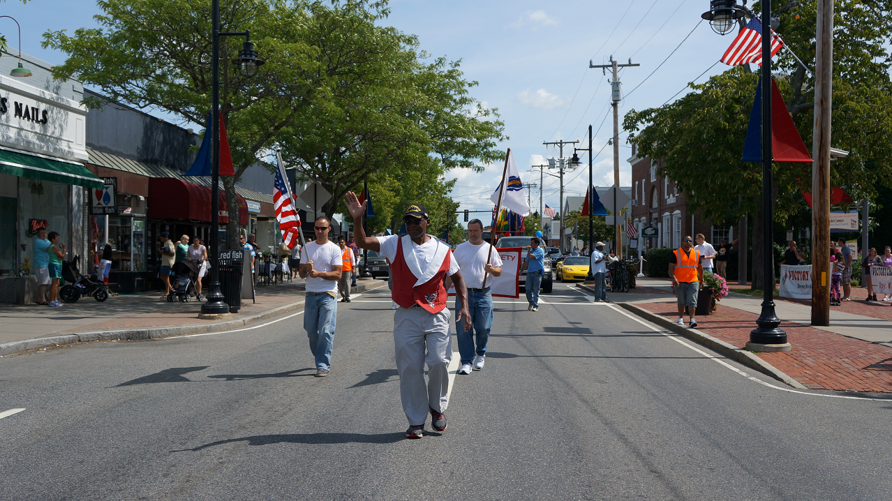 Leading Parade