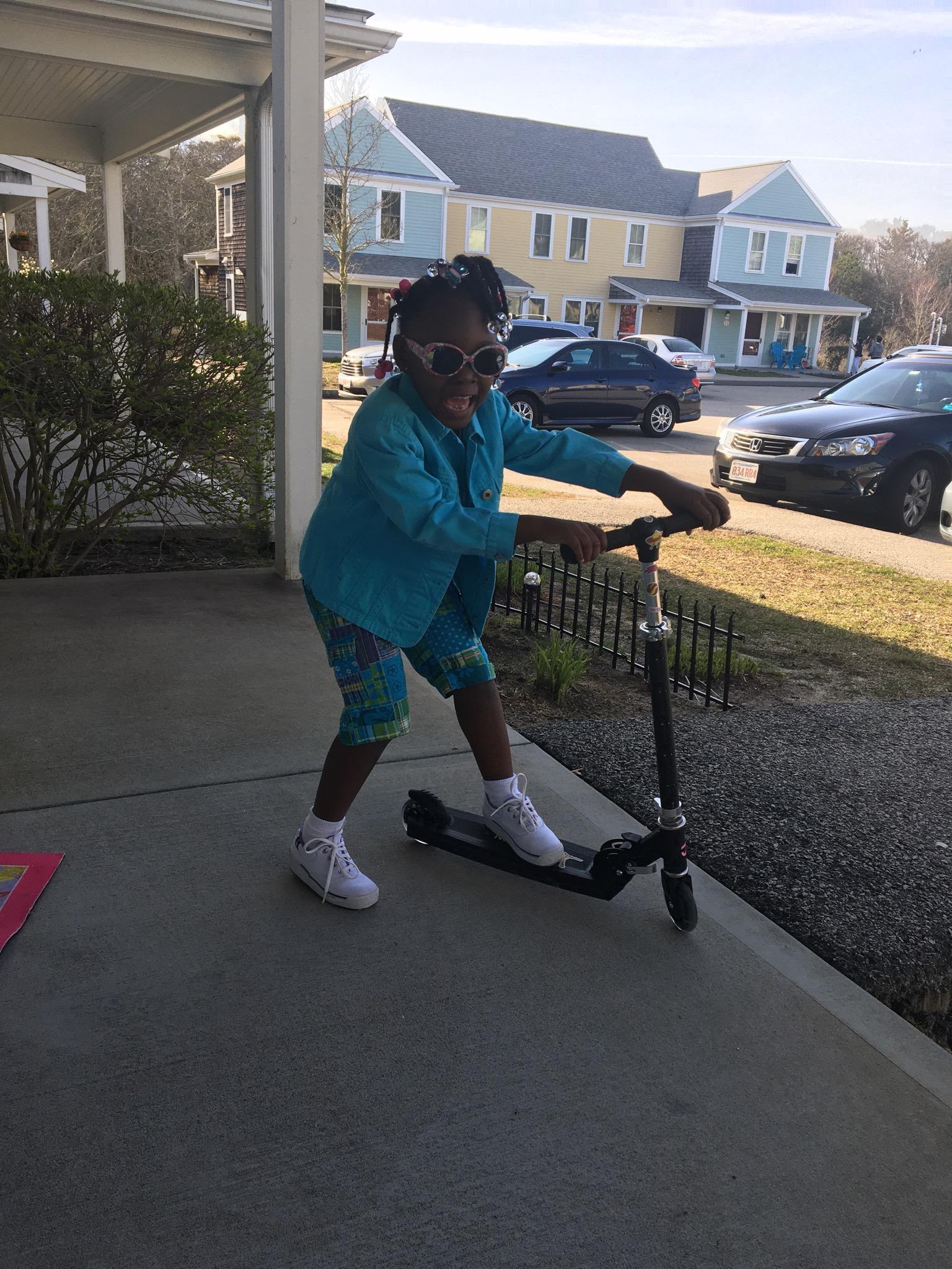 Scootin